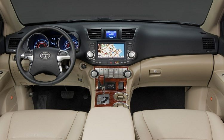 Nice 2015 Toyota Highlander Interior Redesign Photo