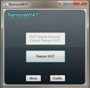 wat remover windows 7 ultimate 64 bit
