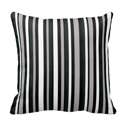 Black and white striped design to decorate your rooms