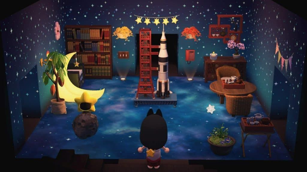 Animal Crossing New Horizons Space Items Animal Crossing Space Animals Animal Crossing Game