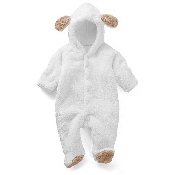 Blackdeer Unisex Baby Toddler Jumpsuit Bear Style Romper Clothing (87 NOK) ❤ liked on Polyvore featuring baby