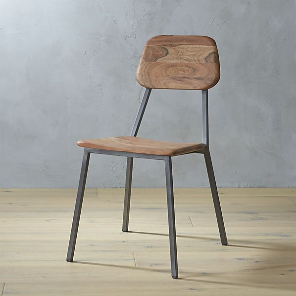 Chair We Saw At Mazzarine Cafe 250 Each Too Casual For
