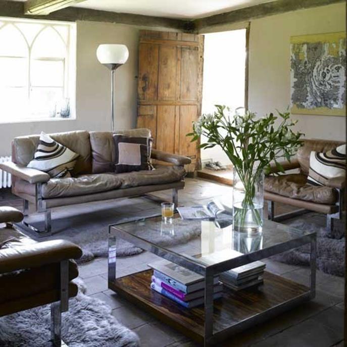 18++ Farmhouse living room set information