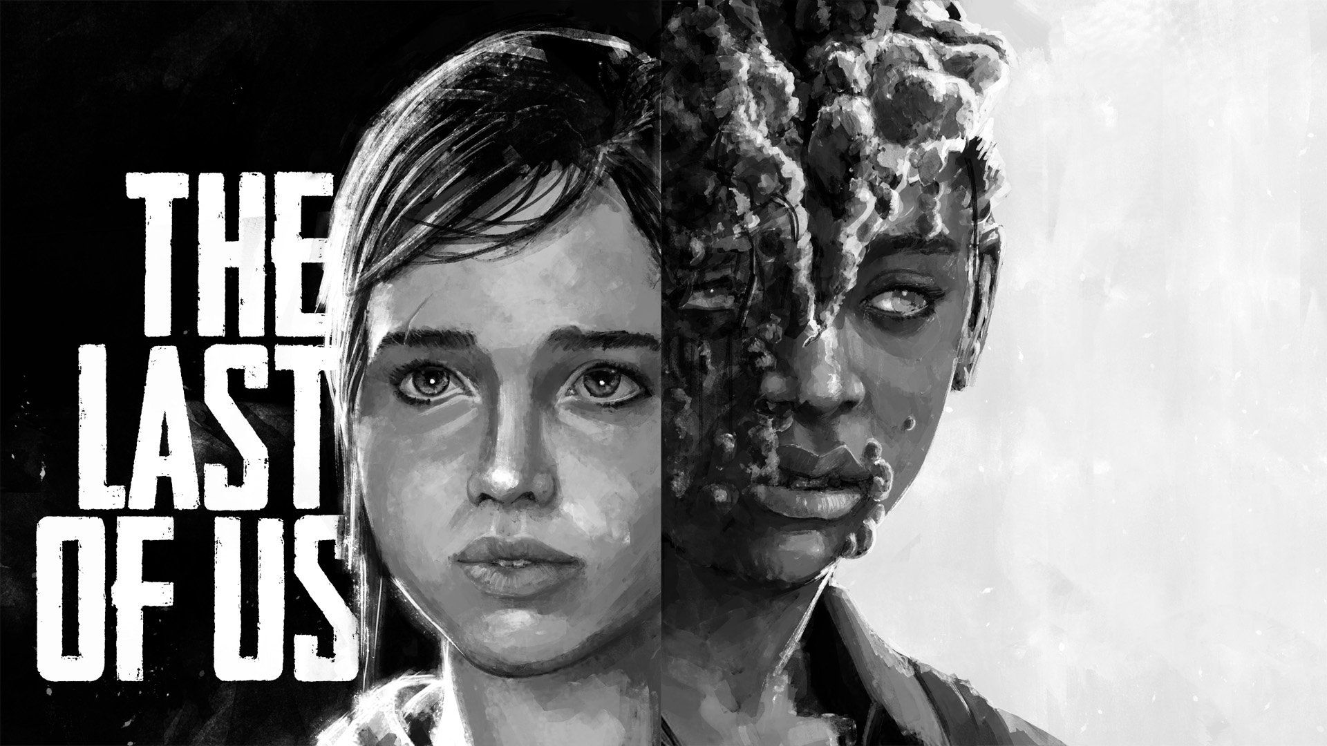 Wallpaper The Last Of Us Joel Ellie Hd K K Games The Last