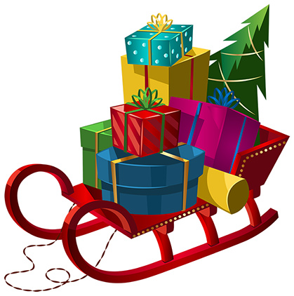 С Рождеством Христовым Art design, Christmas, Sled