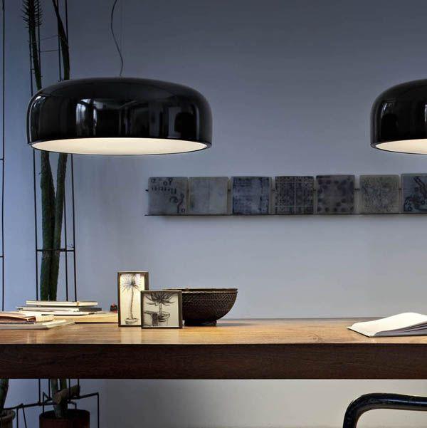 Smithfield S Modern Pendant Lamp Designed By Jasper Morrison From Flos Suspension Lamp Modern Pendant Lamps Pendant Lamp Design
