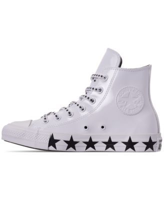 1565ed6bbba7e Women's Chuck Taylor All Star x Miley Cyrus High Top Casual Sneakers ...