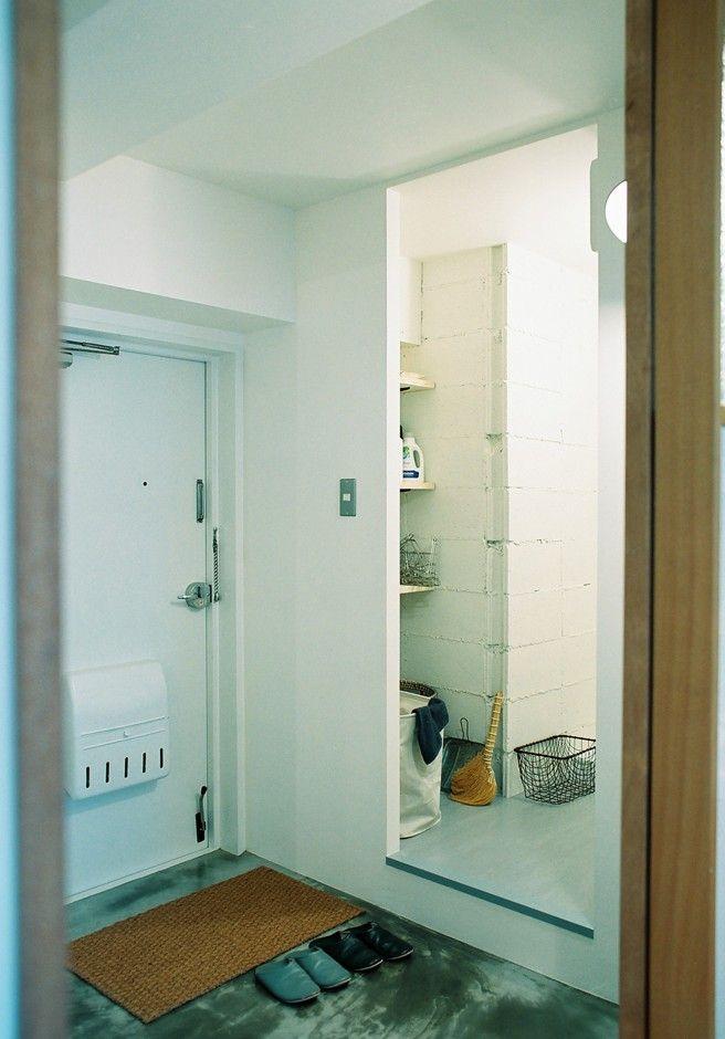 リアルケーススタディ オトナのひとり住まい Vol 1 画像あり リノベーション インテリア 収納 シンプル 生活