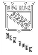 Nhl Coloring Pages Supercoloring Com Coloring Pages Logo Outline Hockey Logos