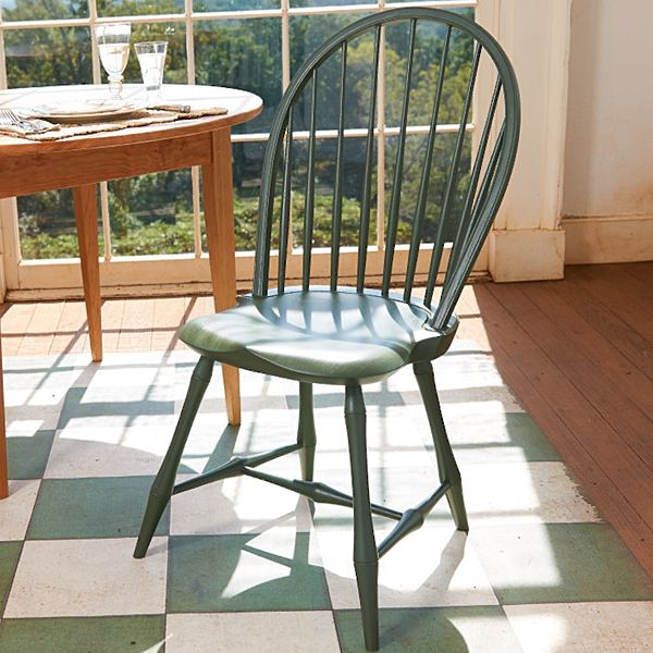 painted windsor chairs Painted BowBack Windsor Chair