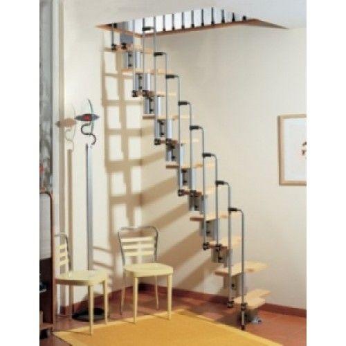 Compact Spiral Staircase: The Karina Modular Staircase In 2020