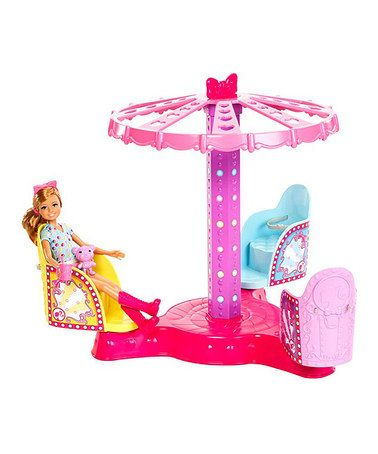 Take a look at this Stacie Twirl Ride by Barbie on #zulily today!