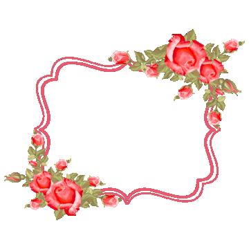 Frame Flower Roses Frame Border Rose Wedding Wedding Card Frame Vector Flower Vector Frame Clipart Flower Flower Frame Vector Flowers Flower Illustration