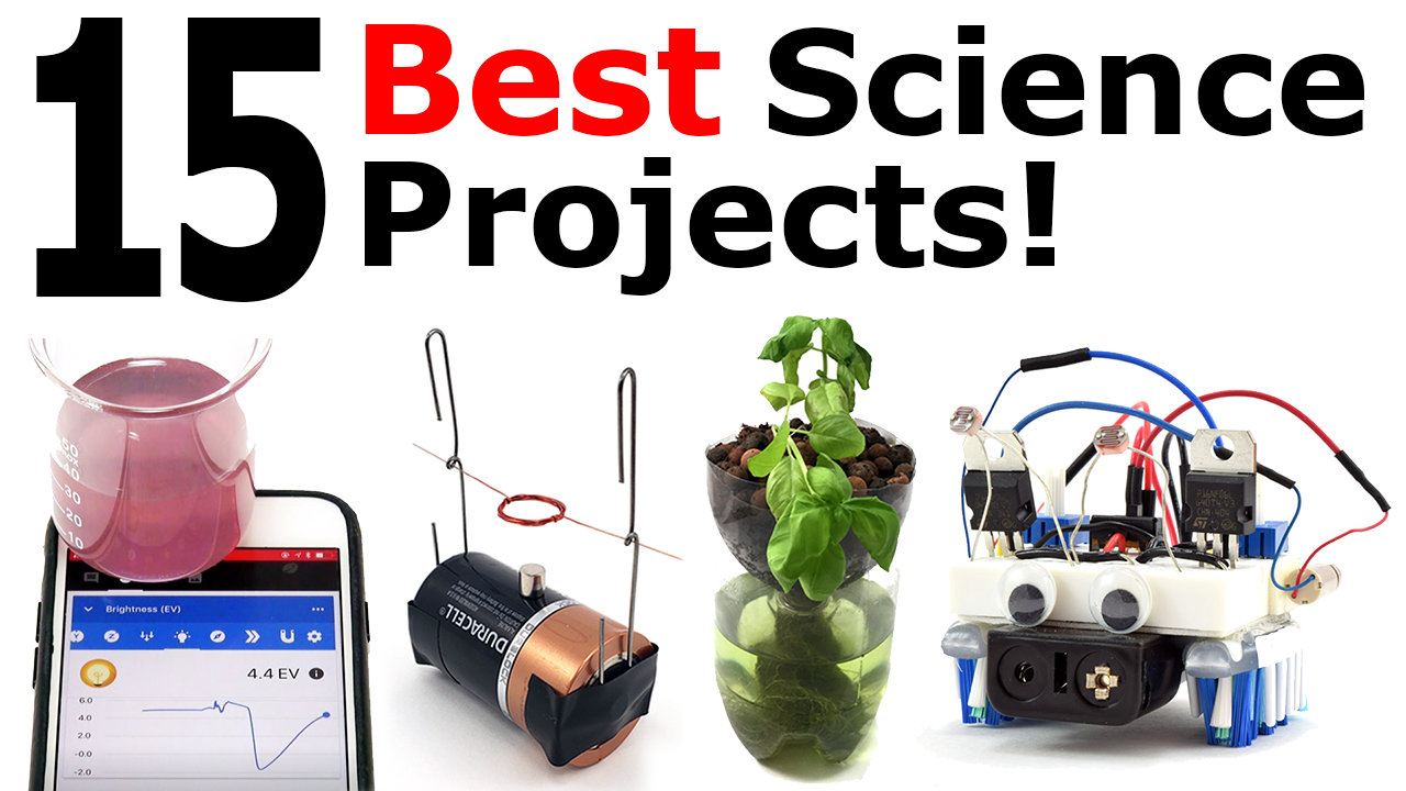 Looking For Science Project Inspiration For Your Students Check