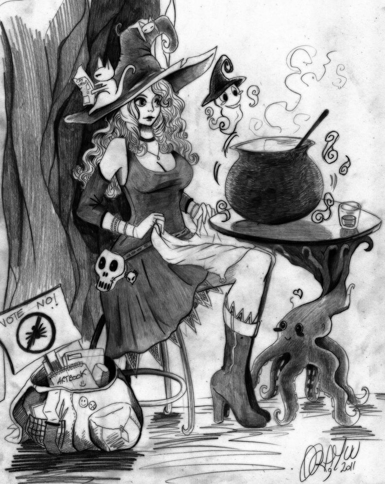 Pin by barbara schiller on witchy art | Pinterest | Witches ...