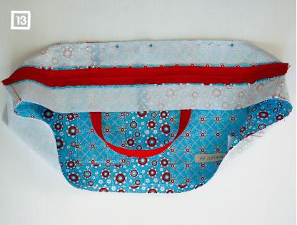 handtasche mit reißverschluss selber nähen - Google-Suche