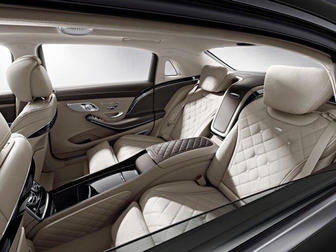 Mercedes Maybach, Coming Soon... | Interiores De Berlinas Y ...