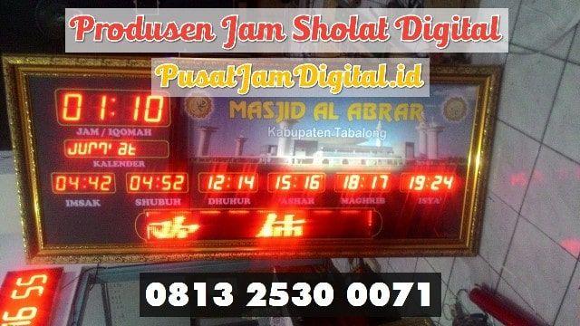 Jam Sholat Digital Di Indragiri Hilir Wa 0813 2530 0071 Pembuatan