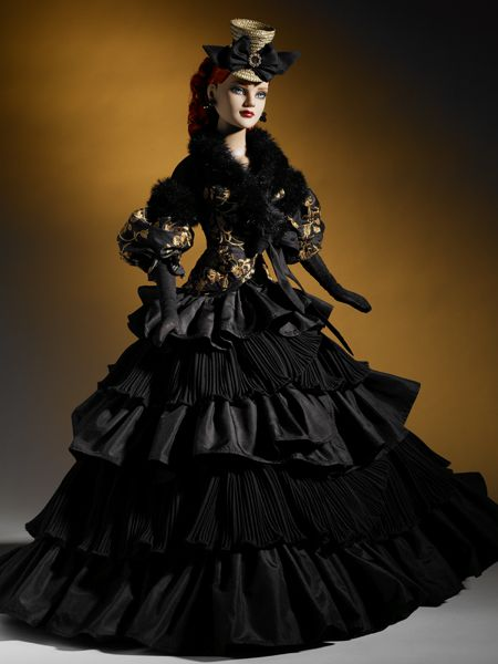 "La Belle Francaise | Tonner Doll Company - 22"" American Models™"