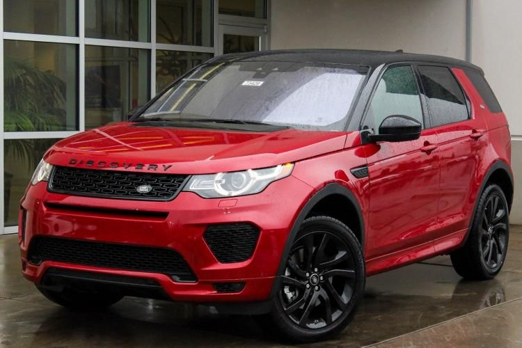 Land Rover Discovery 2018 and Current Updates Land rover