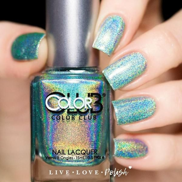 Color Club Angel Kiss Nail Polish (Halo Hues Collection) | Nail Porn ...