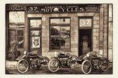 Indian Motorcycle Shop  Classic Cars Trucks Motorcycles Motorabilia Petrolania