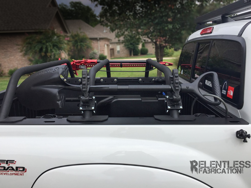 Bars In Tacoma >> 2005 Current Tacoma Bed Cargo Cross Bars Set Of 3 2016