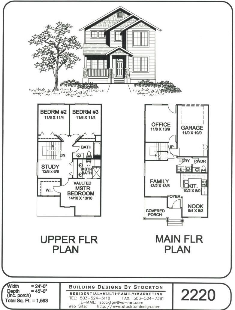 Building Designs By Stockton Plan 2220 How To Plan Craftsman Bungalow House Plans House Plans