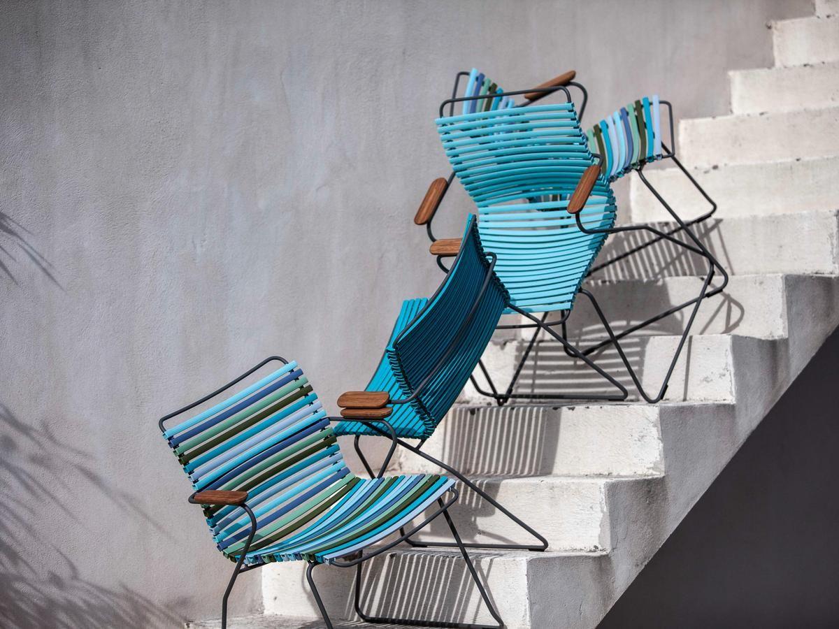 Houe Click Stuhl Armlehnstuhl Gartenstuhle Skandinavisches Design