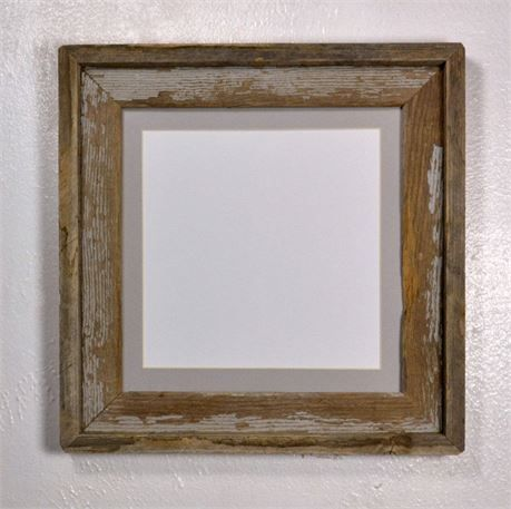 A Recycled Wood Frame With A Beautiful Natural Colorful Patina Reduce Reuse And Recycle Fits A Rustic Picture Frames Picture Frame Crafts Natural Wood Frames