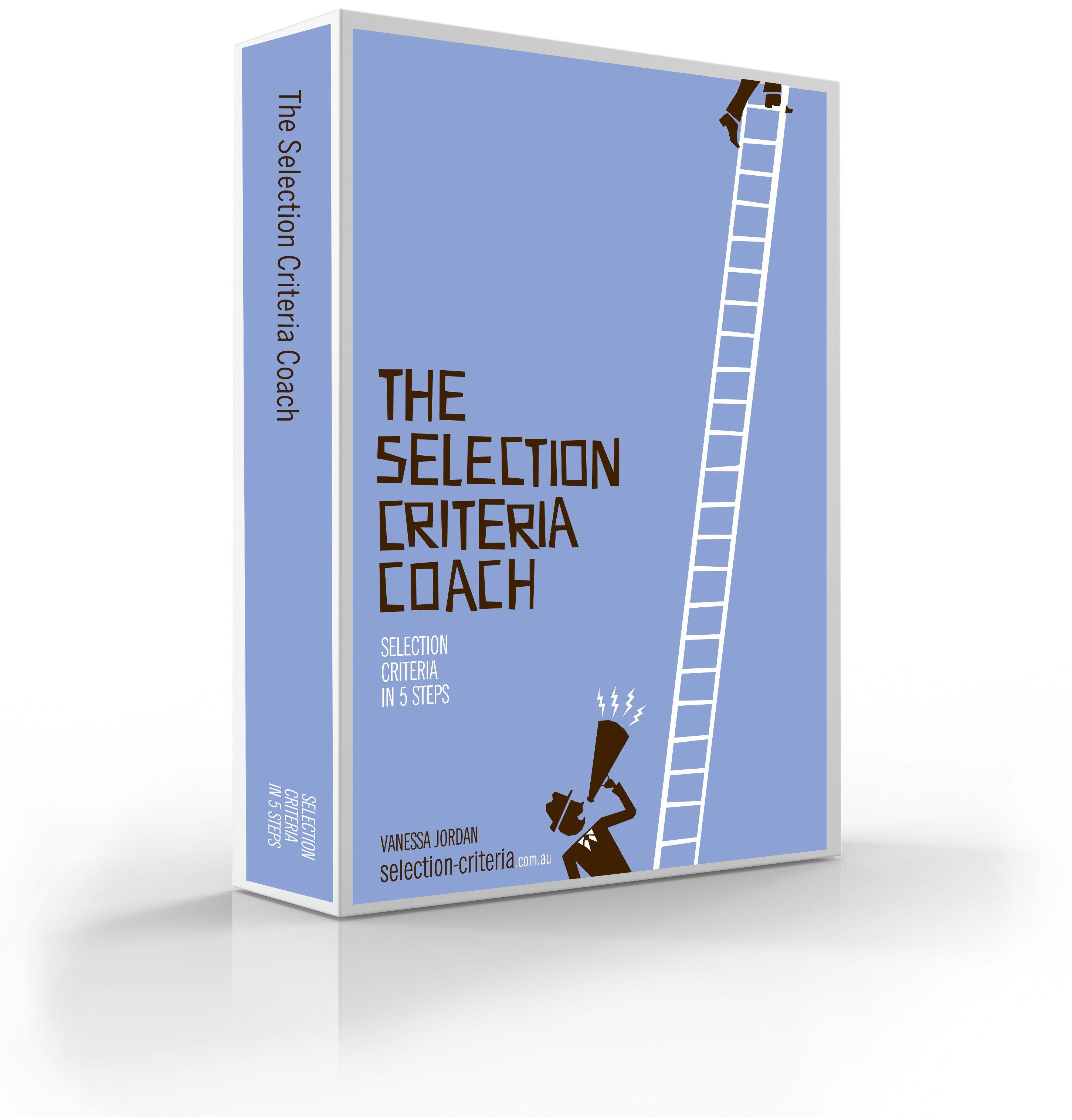 Selection Criteria Cover Letter: The Selection Criteria Coach