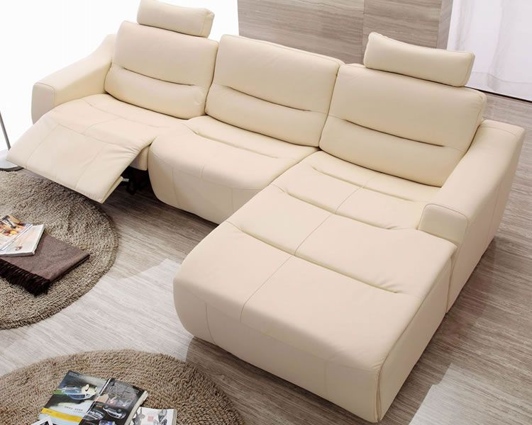 Small Corner Sofas Your Dream Pieces To Save Space With Elegance And Comfort Sectional Sofa With Recliner Leather Corner Sofa Leather Sectional Sofas
