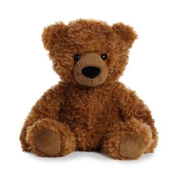 Cinnamon the Curly Hair Brown Teddy Bear by Aurora   Teddy bear plush, Teddy  bear stuffed animal, Teddy bear doll