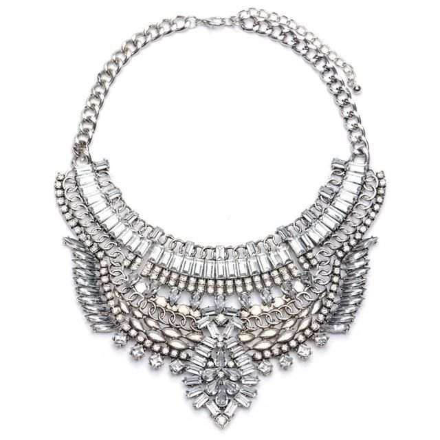 e5068d4c42 Item Type: Necklaces Fine or Fashion: Fashion Brand Name: GONGZHU Necklace  Type: Chokers Necklaces Length: Fashion Jewelry Metals Type: Zinc Alloy ...
