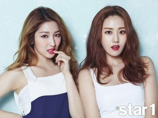 4minute S Jihyun And Gayoon Discuss Chances Of Dating Other Cube Entertainment Stars 4minute Prettiest Actresses Summer Beauty