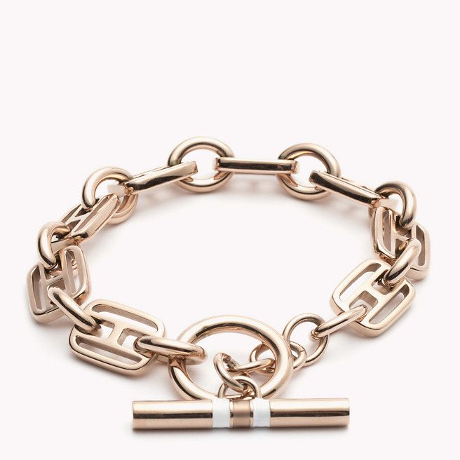 Armband schmuck  Tommy Hilfiger Tommy Armband - rose gold (Gelb / Orange) - Tommy ...