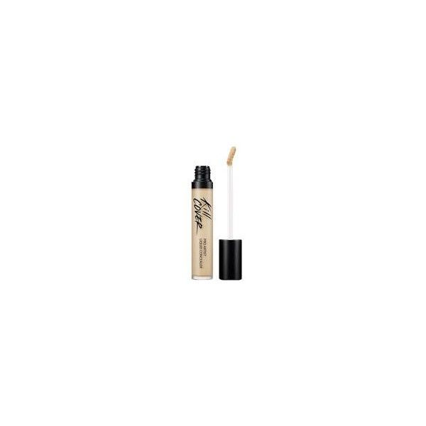 Kill Cover Pro Artist Liquid Concealer 7.5g (1970 RSD) ❤ liked on Polyvore featuring beauty products, makeup, face makeup and concealer