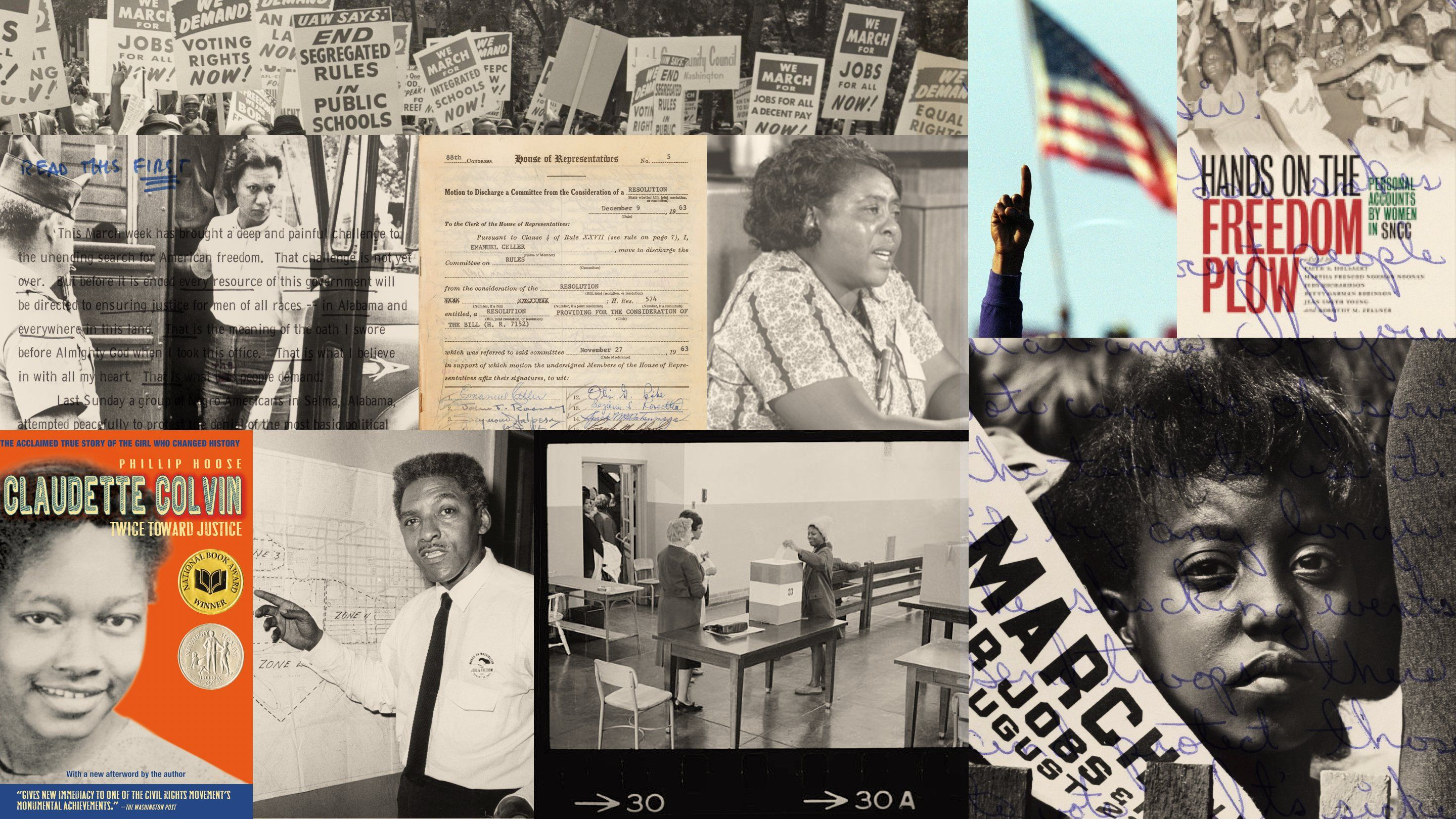 A Better Way To Teach The Civil Rights Movement