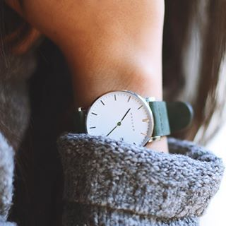 The right time to live  #mellerbrand #watch #time