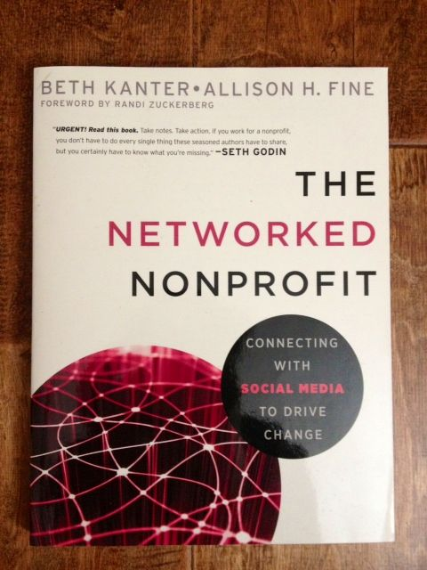 On the Reading List: Humanize and The Networked Nonprofit - The space between @ & www