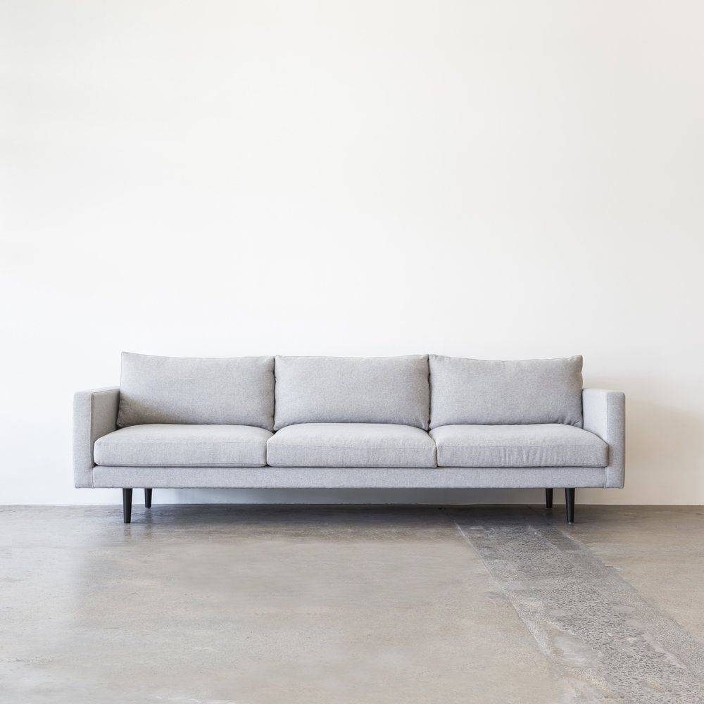 Charlie Sofa designed by Shelley Mason Charlie