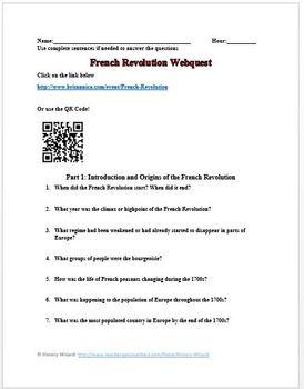 French Revolution Webquest French Revolution Webquest Haitian Revolution
