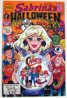 Sabrina's Halloween Spook-tacular #1 Archie Comics (1993) FREE Shipping $8.75