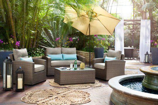 Superbe 5 Ways To Create A Backyard Getaway U2014 Value City Furniture