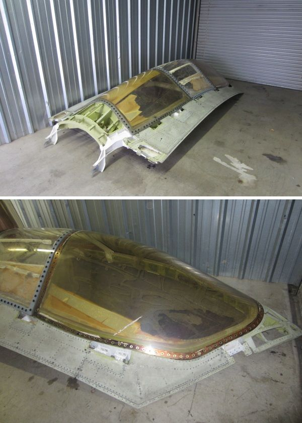 Secret A-12 Avenger II Canopy Appears on eBay & Secret A-12 Avenger II Canopy Appears on eBay | Stealth aircraft ...