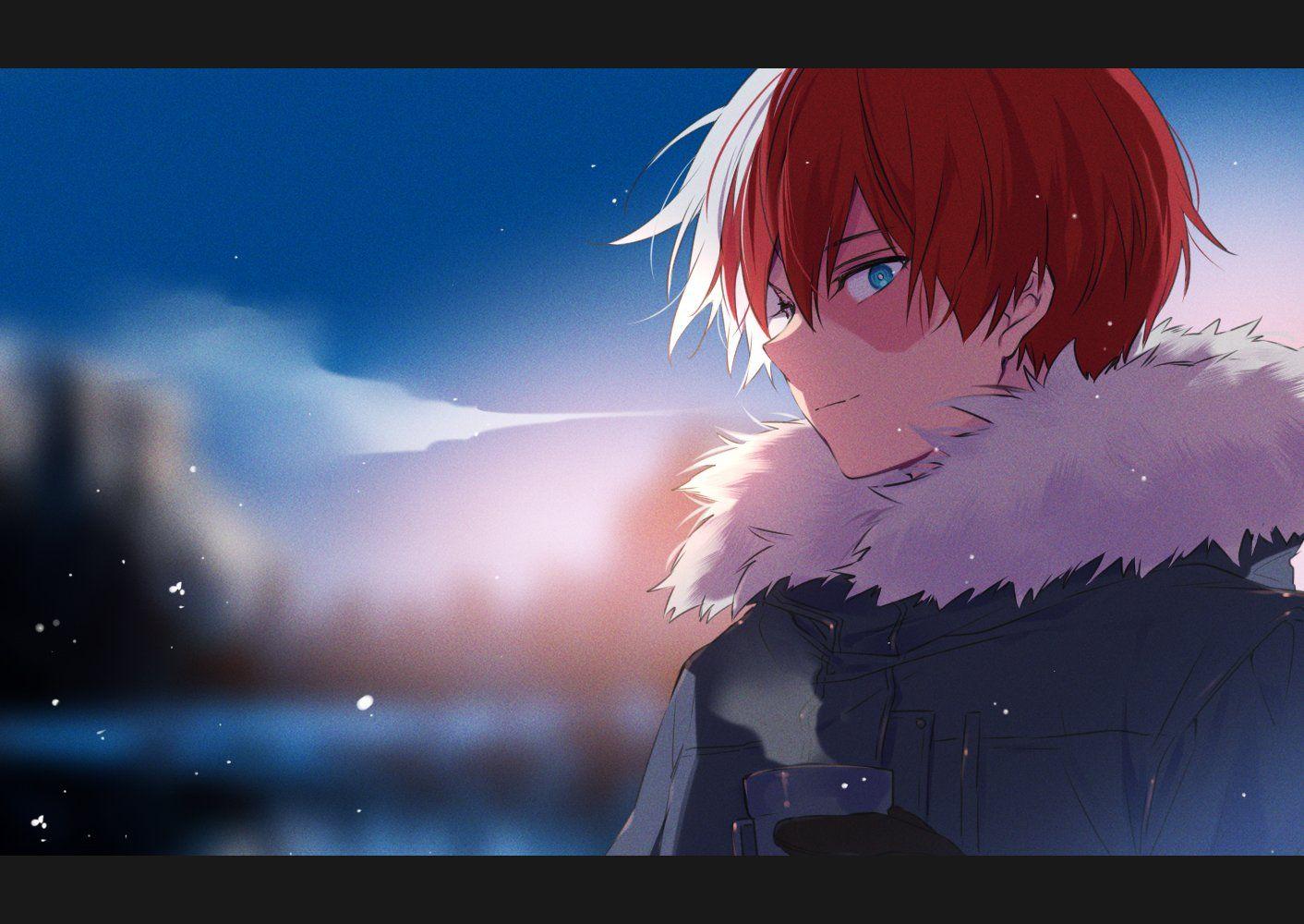 コミ On Twitter Hero Wallpaper Hero Anime Wallpaper