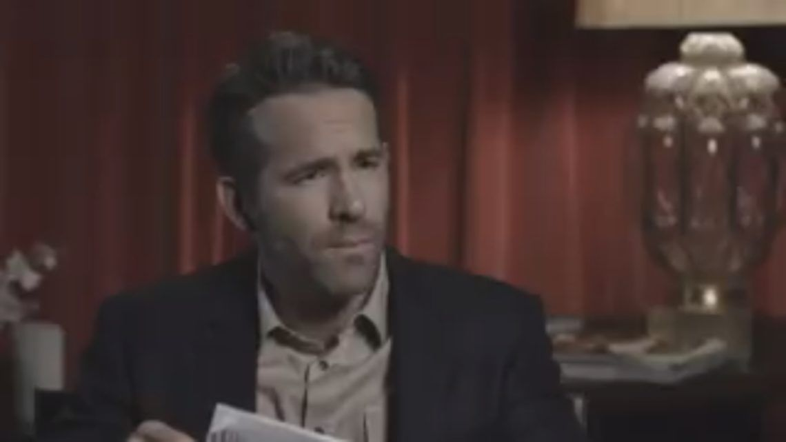 Ryan Reynolds brings back his twin brother Gordon Reynolds