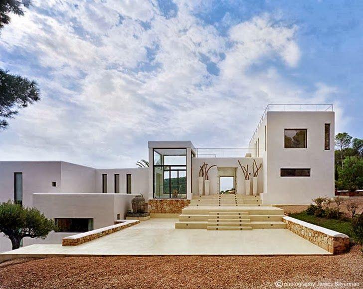 Architecture interiors · ibiza dream home by jaime serra photography james silverman