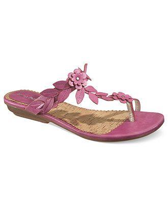 Hush Puppies Women S Shoes Corsica Toe Loop Flat Sandals