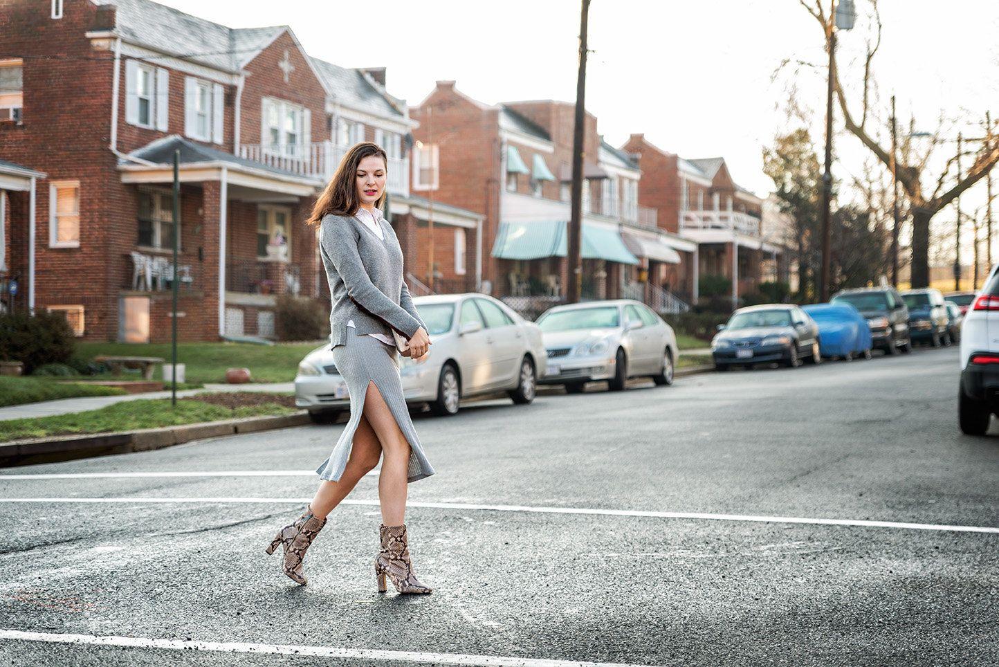 NYFW Street Style on DC Blogger Que Sera Sahra